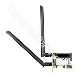 Jual Networking D-LINK Wireless Adapter AC1200 (DWA-582)