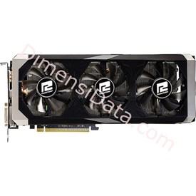 Jual VGA Card PowerColor AMD R9 390X PCS+