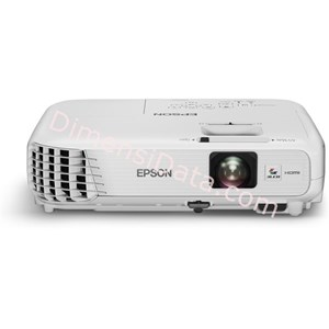 Picture of Projector EPSON EB-S300 (V11H716252)