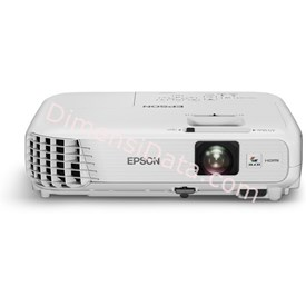 Jual Projector EPSON EB-S300 (V11H716252)