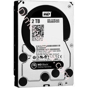 Picture of Hard Disk Western Digital Caviar Black 2TB (WD2003FZEX)