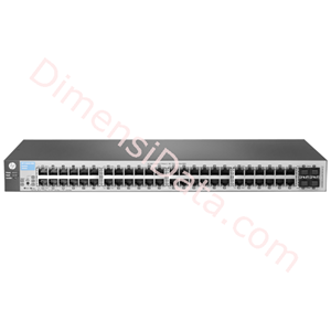 Picture of Switch HP 1810-48G [J9660A]