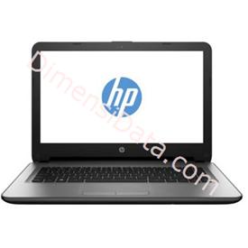 Jual Notebook HP 14-ac001TU (M7Q59PA) SILVER