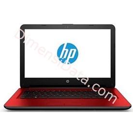 Jual Notebook HP 14-ac003TU (M7Q61PA) RED