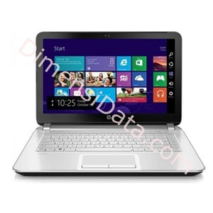 Picture of Notebook HP 14-ac153TU WHITE