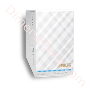 Picture of Wireless Range Extender ASUS RP-AC52