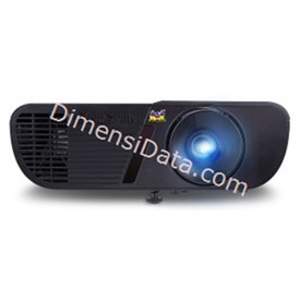 Jual Projector ViewSonic PJD5255 (Lensa Normal)