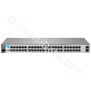 Picture of Switch HP 2530-48G-2SFP+ [J9855A]