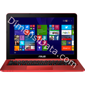 Jual Notebook ASUS E402MA-WX0021D RED