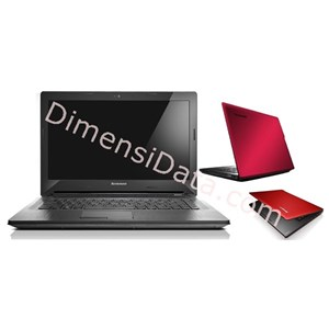 Picture of Notebook Lenovo G40-80 (80E400FQID)