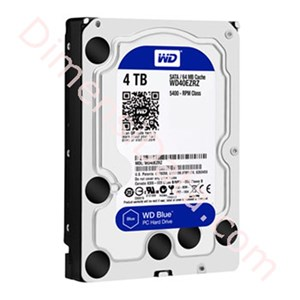 Picture of Hard Disk WESTERN DIGITAL Caviar Blue 4TB [WD40EZRZ]