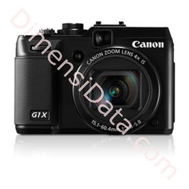 Jual Kamera Digital CANON PowerShot G1 X