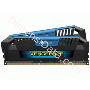 Picture of Memory Desktop CORSAIR Vengeance Pro Blue CMY16GX3M2A1866C9B (2x8GB)