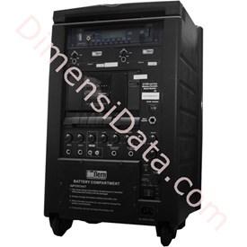 Jual Speaker Portable AUBERN PA System U1002STD