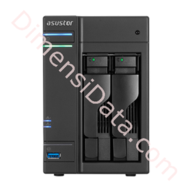Jual Storage Server ASUSTOR AS6102T