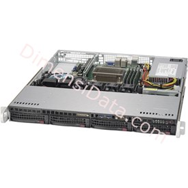 Jual Server Supermicro SuperServer SYS 5019S-M