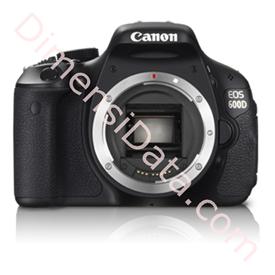 Jual Kamera  DSLR   CANON EOS 600D Body