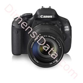 Jual Kamera  DSLR   CANON EOS 600D Kit II