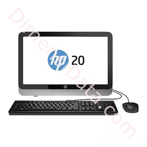 Picture of Desktop All in One HP 20-E121D [T0R78AA]