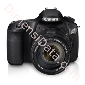 Jual Kamera  DSLR   CANON EOS 60D Body