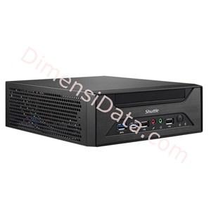 Picture of Desktop Mini PC SHUTTLE XH81