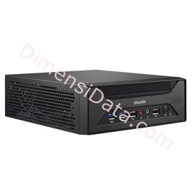 Jual Desktop Mini PC SHUTTLE XH81