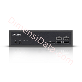 Jual Desktop Mini PC SHUTTLE DS87