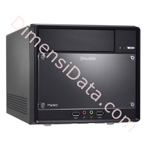 Picture of Desktop Mini PC SHUTTLE SH81R4
