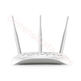 Jual Wireless-N Access Point TP-LINK TL-WA901ND (450 Mbps)