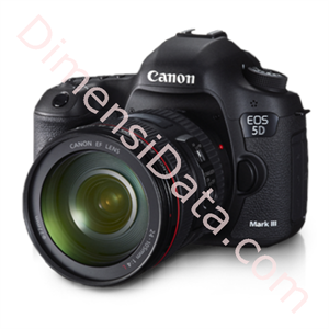Picture of Kamera  DSLR   CANON EOS 5D Mark III Kit
