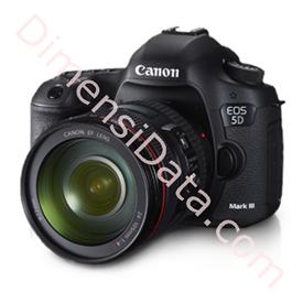 Jual Kamera  DSLR   CANON EOS 5D Mark III Kit