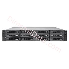 Jual Storage Server QNAP TVS-EC1280U-SAS-RP-8GE