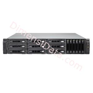 Picture of Storage Server QNAP TVS-EC1580MU-SAS-RP-8GE