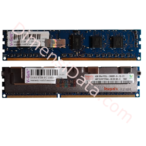 Picture of Memory Server V-GEN DDR3 4 GB PC-10600 ECC REG