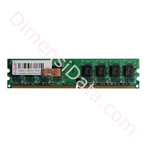 Picture of Memory Desktop V-GEN DDR2 1 GB PC-5300