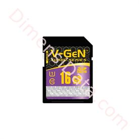 Jual Memory V-GEN SD Card HC TURBO 16GB