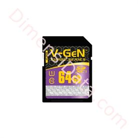Jual Memory V-GEN SD Card XC TURBO 64GB