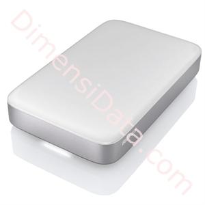Picture of BUFFALO MiniStation Thunderbolt 500GB USB 3.0 / Thunderbolt Portable Hard Drive [HD-PA500TU3]