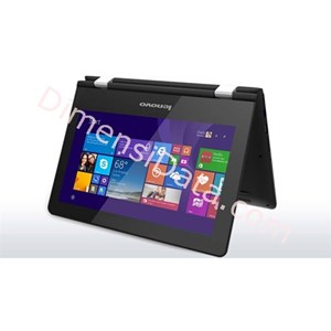 Picture of Notebook LENOVO IdeaPad Yoga 300 [80M100-2JiD] BLACK