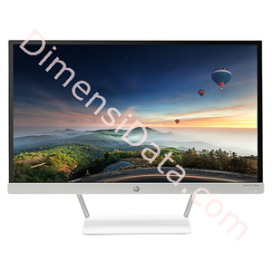 Picture of Monitor LED HP 23ES [T3M75AA]