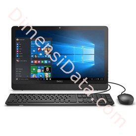 Jual Desktop All in One DELL Inspiron 3059 Touchscreen