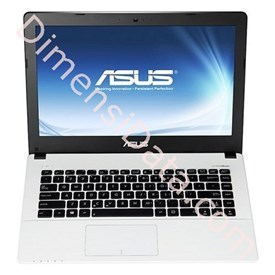 Jual Notebook ASUS X453SA-WX002D