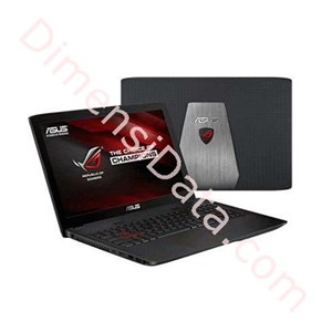 Picture of Notebook ASUS ROG G501VW-FI174T