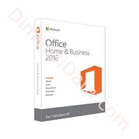 Jual Microsoft Office Home and Business 2016 (32-bit/64-bit) APAC EM DVD (T5D-02274)