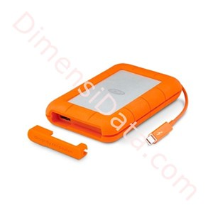 Picture of Hard Drive LACIE Rugged Thunderbolt USB 3.0 SSD 1TB [LAC9000602]