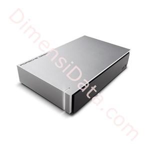 Picture of Hard Drive LACIE Porsche Design USB 3.0 light-grey 5TB [LAC9000479]