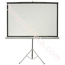 Jual Screen Projector DATALITE Tripod 84  Inch