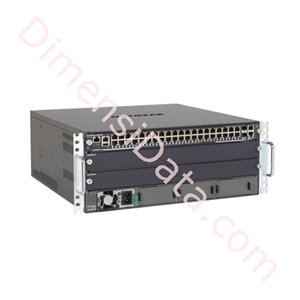 Picture of Chassis Switch NETGEAR M6100-44G3-POE+ [XCM8903SK]
