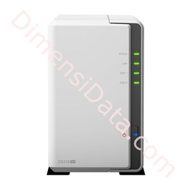 Jual Storage Server NAS SYNOLOGY DS216se