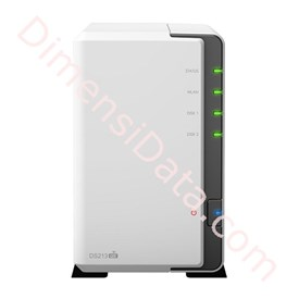 Jual Storage Server NAS SYNOLOGY DS213air